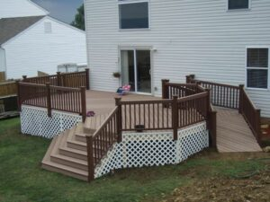 WHEEL CHAIR RAMPS Custom and Subtle